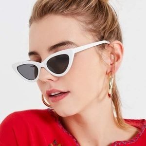 Urban Outfitters Accessories - URBAN OUTFITTERS WILD CHILD CAT-EYE SUNGLASSES